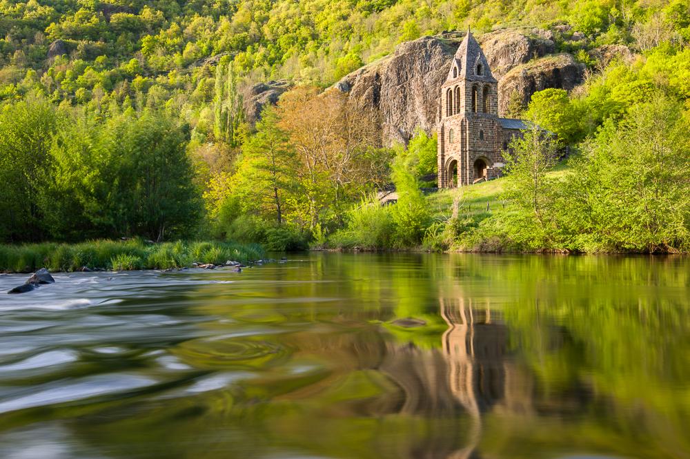 chapelle saint marie des chazes
