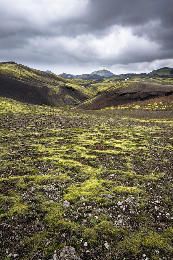 fjallabak landscape