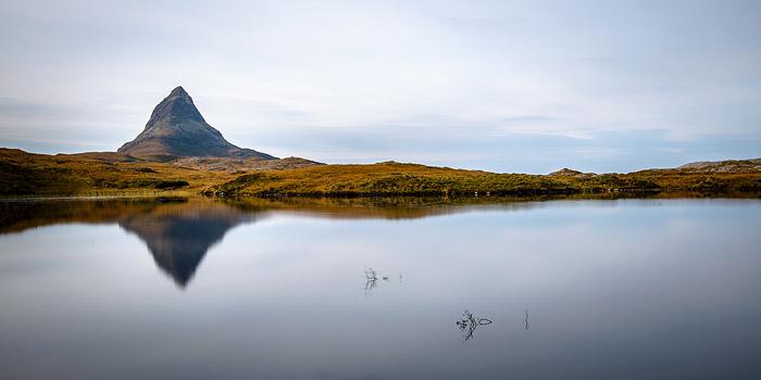 Ecosse, Highland, Suilven.